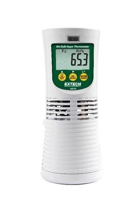 Extech WB200 Wet Bulb Hygro-Thermometer Datalogger