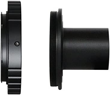 Yoidesu 2 to T2 M420.75 Thread Telescope Eyepiece Adapter,Camera Adapter