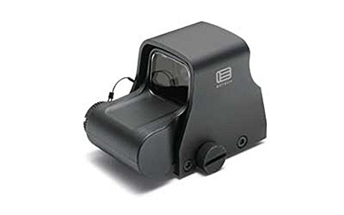 EOTech XPS2-0 68/1 MOA Halographic CR123 Battery Black