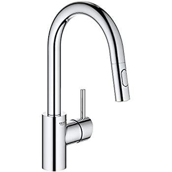 Grohe 32665003 Concetto Dual Spray Pull Down Kitchen