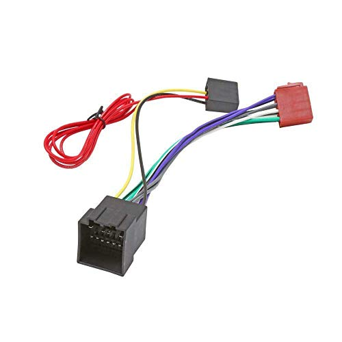 Inex Fits Ford Transit 2018> ISO Wiring Harness Connector Adaptor Car Stereo Radio Loom: