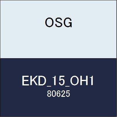 OSG キーミゾ用エンドミル EKD_15_OH1 商品番号 80625