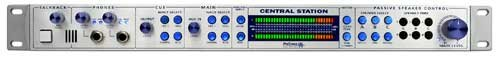 PreSonus Central Station Studio Control Center