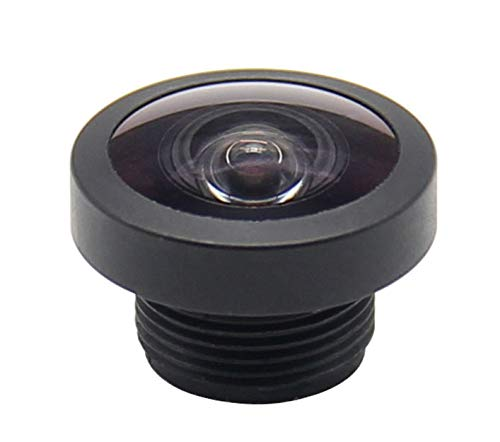 Lheng Car Rear View Rear Camera Lens Car Anti-Theft Wide-Angle Night Vision M8 Fixed Focus Lens