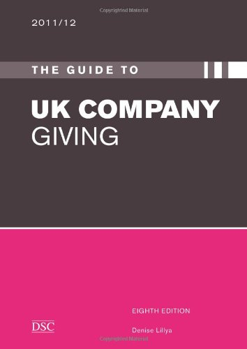 Guide to UK Company Giving.