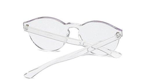 Lennon Transparent de du Lumineux métallique et vintage cercle polarisées style inspirées retro soleil rond lunettes en ZnqWdT8Z