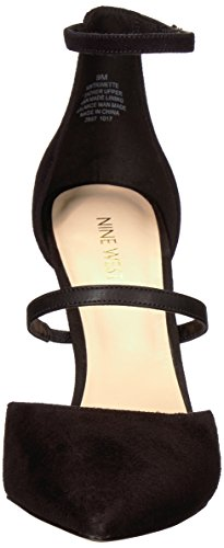 Trinette black Pump multi Suede West Nine suede Women's vqwTKES