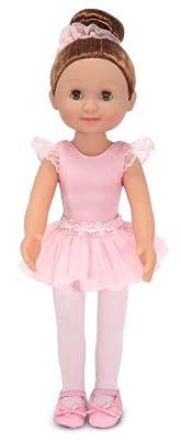 Melissa Doug Victoria - 14 Ballerina Doll by Melissa and Doug