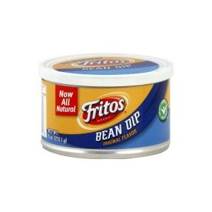 Fritos Bean Dip - Fritos Bean Dip, Original Flavor, 9 oz Can