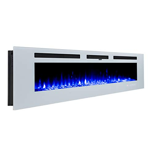 Buy modern gas fireplace 60 inch
