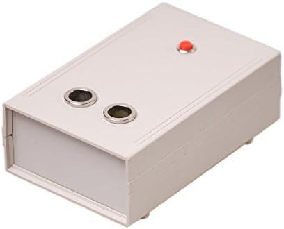 NAT - Spark Tester - Automotive Analizador de bujías ingition Herramienta de sistema - Comprobador de bujías rectángulo - 220 V - Blanco - 1pcs