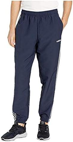 [adidas(アディダス)] メンズパンツ・ショーツ等 Essentials 3-Stripes Wind Pants Legend Ink/White (L) R [並行輸入品]