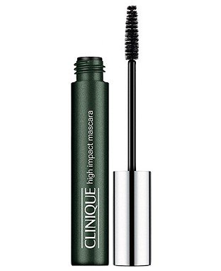 Clinique High Impact Mascara 01 Black For Women 0.28 Oz Giving Rich Intense Color Long Wearing