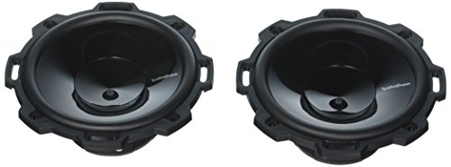 Rockford Fosgate Punch P152-S 5.25-Inch  Component Speakers Flush Mount Ram