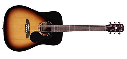 Alvarez RD26SB Regent Series Guitar, Sunburst/Gloss
