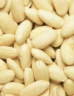 Almonds Blanched Whole 4lb Bulk Bag