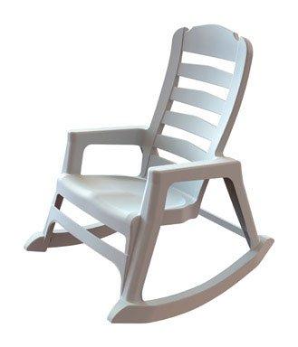 Awesome Adams Mfg Patio Furn 8080 48 3700 Big Easy Rocking Chairs White Ibusinesslaw Wood Chair Design Ideas Ibusinesslaworg
