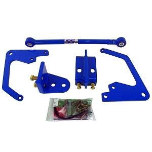 SuperSteer SS401 Rear Trac Bar for Ford F53 20K to 22.5K GVWR & Kodiak C4500/5500 18-22k GVWR - Ford F53 Motorhome Chassis