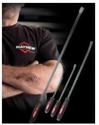 "Mayhew 81300 58-C Dominator 58/"" Pry Bar With FREE 3 Piece Dominator Pry Bar Set"