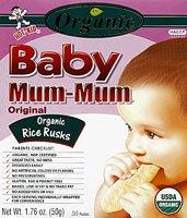 Baby Mum Mum Original Organic