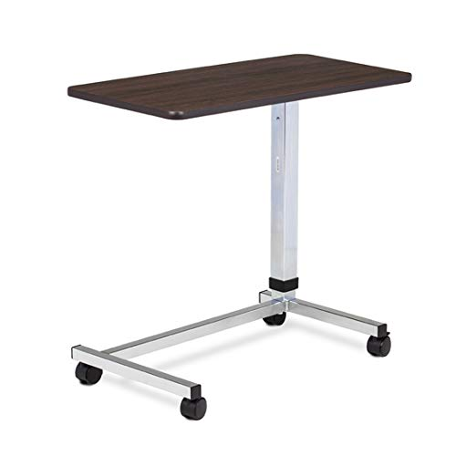 U-Base, Over Bed Table (Walnut Laminate Top) - CL-TS-160