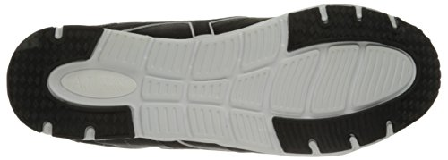 Armani Jeans Heren Klassiek Aj Logo Fashion Sneaker Zwart