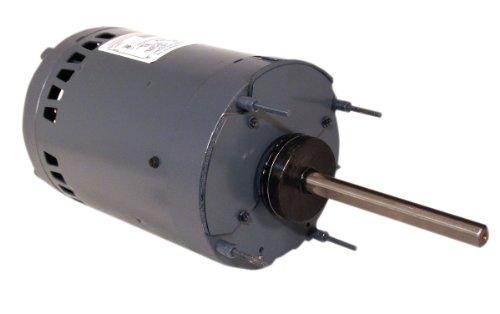 A.O. Smith C770V1 1 HP, 1140 RPM, 1140 volts, 2.4/4.8 Amps, 56 Frame, Ball Bearing Condenser Motor ()
