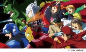 ディスク・ウォーズ:アベンジャーズ DVD