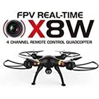 Boys Valentines Game gift, Remote Control Quadcopter 4 channel, X8W