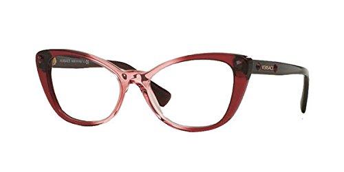 Versace VE3222B 5151 Eyeglasses Pink Gradient - Versace Glasses Pink