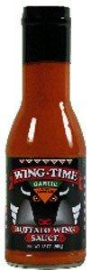 Wing Time Sauce Wing Buffalo Garlic ()