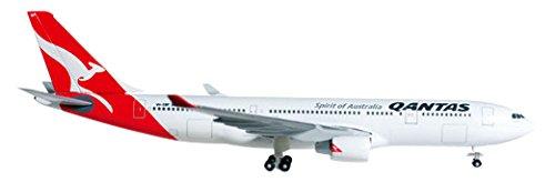 Daron Herpa Qantas A330-200 1/500 Reg#VH-EBP - 1 200 Diecast Airplane A330