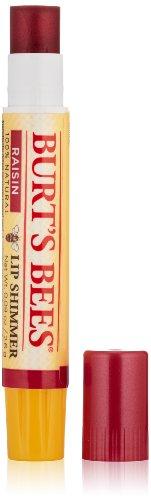 Burt's Bees 100% Natural Moisturizing Lip Shimmer, Raisin - 4 ()