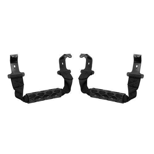 (82215523 2018 Jeep Wrangler Front Grab Handles - Set of 2)