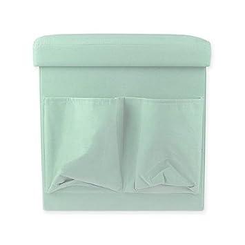 Exceptionnel Sit U0026 Store Folding Storage Ottoman (Mint)
