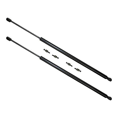 """Schnecke 2pcs 25.81"""" Hatch Lift Support compatible with 2001 to 2004 CHRYSLER TOWN & COUNTRY/VOYAGER 2001 to 2004 DODGE CARAVAN/GRAND CARAVAN SG214021 supports struts gas spring shock rod prop"""