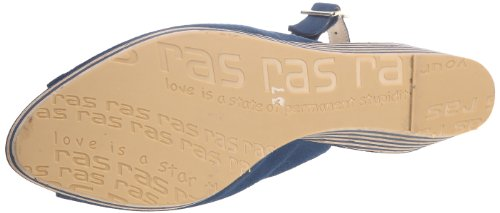 RAS 695 BA6G Damen Sandalen Blau (Océan)