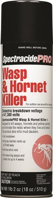 SpectracidePRO Wasp & Hornet Killer (Aerosol) (HG-30110) (Pack Of 2) (Best Wasp Nest Killer Spray)