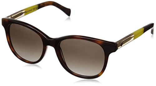 Tommy Hilfiger Women's TH1310S Wayfarer Sunglasses, Havana Beige Yellow & Brown Gradient, 51 - Tommy Wayfarer Hilfiger