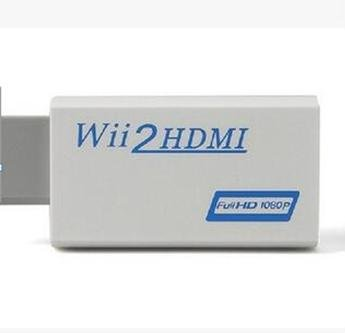 Refaxi Wii to HDMI 1080P HD Output Upscaling