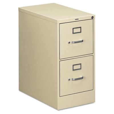 (HON COMPANY * 510 Series Two-Drawer Full-Suspension File, Letter, 29h x25d, Putty, Sold as 1 Each)