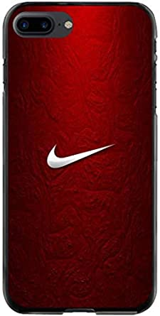 Amazon.com: 3zone Nike Red and White iPhone case, iPhone 7 ...