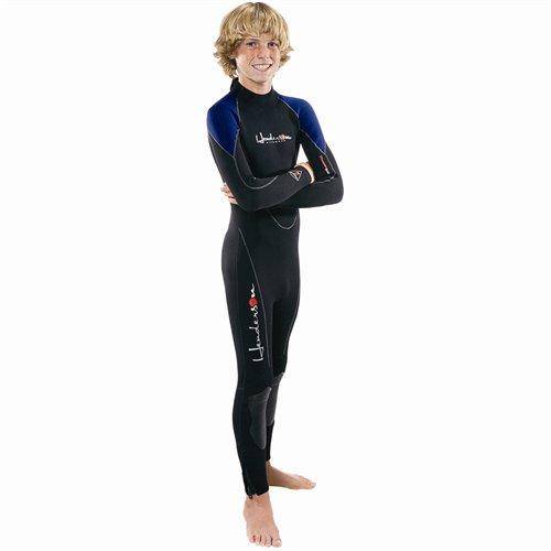 Henderson Thermoprene 3mm Back Zipper Junior Jumpsuit ()
