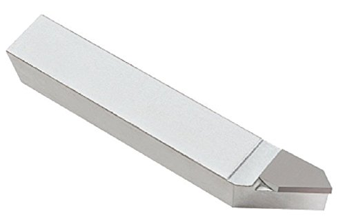 [해외]마이크로 100 ER-8 브레이징 도구 오른쪽 정사각형 샹크 직경 스타일 ER, 3.5 길이, 1 2 너비, 1 2 높이, 3 32 F 치수, 1 8 두꺼움, 5 16 W/Micro 100 ER-8 Brazed Tool Right Hand Square Shank Diameter  Style ER , 3.5  Length, 1 2  Width, 1 2...