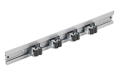Meister Gerätehalterleiste 500 mm, 5-teilig, 9953160