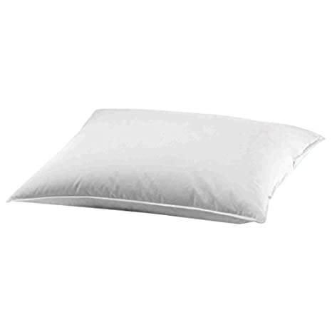 Highland Feather Manufacturing 22-Ounce Picardie Down Pillow, 25 by 25-Inch, White Highland Feather Manufacturing Inc. D1-24-C22