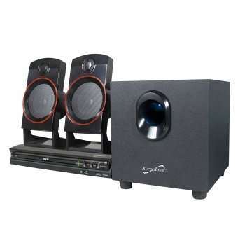 2.1CH Surround Sound System by Supersonic