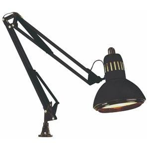 Grandrich Clip (Grandrich G2540BLK Swingarm Lamp, Black)