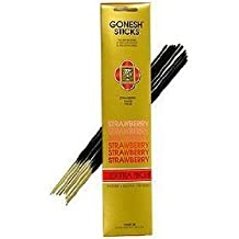 Gonesh ~ Incense Sticks ~ Pack of 4 ~ Strawberry [Misc.] by Penny Lane