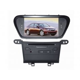 Acura TSX Navigation System DVD Player With Radio Amazoncouk - Acura navigation dvd